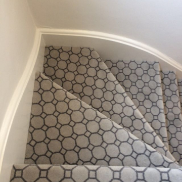 Daisy Design Axminster supplied and installed by Coraff Carpets London