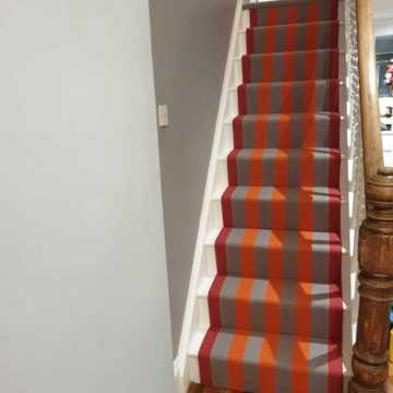 Roger Oates Fitzroy Bright supplied and Installed by Bucklands Carpets & Flooring Redhill