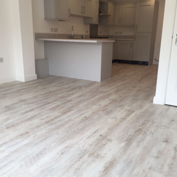 Moduleo Impress Castle Oak 55152 to ground floor supplied and installed by Arighi Bianchi