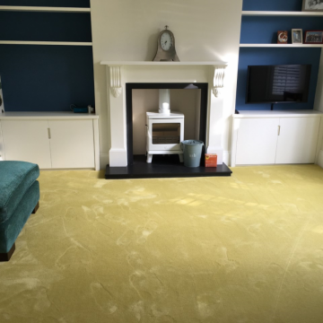 Jab Infinity supplied and installed by Millbank Carpets