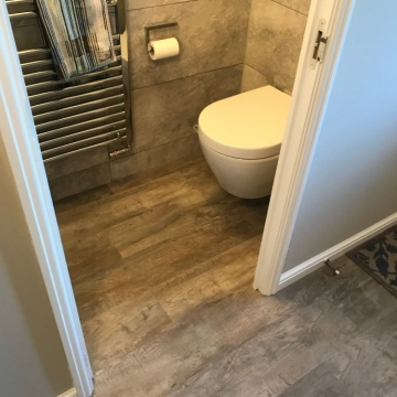 Moduleo Click Country Oak 54925 supplied and installed by Arighi Bianchi