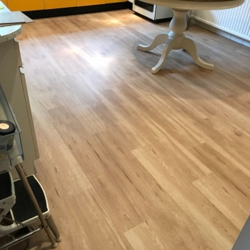 Karndean, Van Gogh, Design Birch supplied and installed by Arighi Bianchi