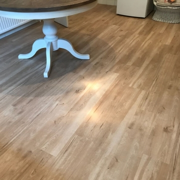 Karndean, Van Gogh, Classic Oak supplied and Installed by Arighi Bianchi