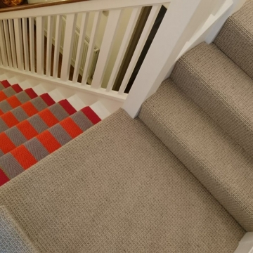 Roger Oates Fitzroy Bright supplied and installed by Michael John Flooring Leicester